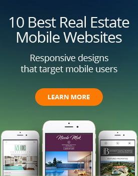 10 Best Real Estate Mobile Websites - Agent Image