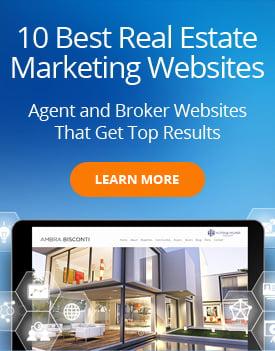 10 Best Real Estate Marketing Websites - Agent Image