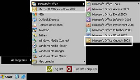 Email Outlook 1