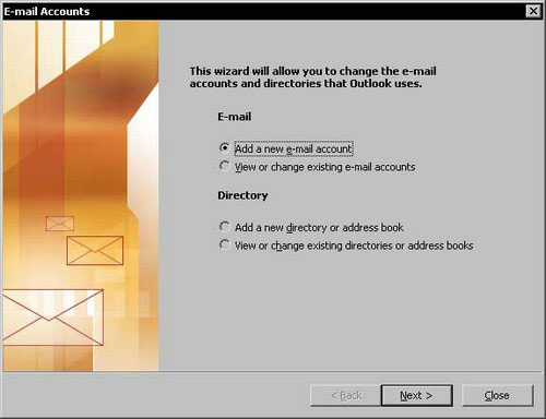 Email Outlook 3