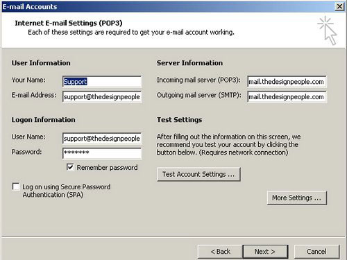 Email Outlook 5