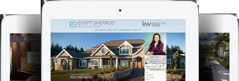 30 Beautiful Real Estate Website Samples